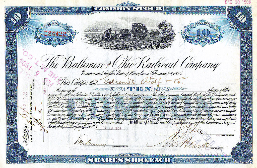 Issuing Certificates for a Delaware Corporation – Company Share Certificates